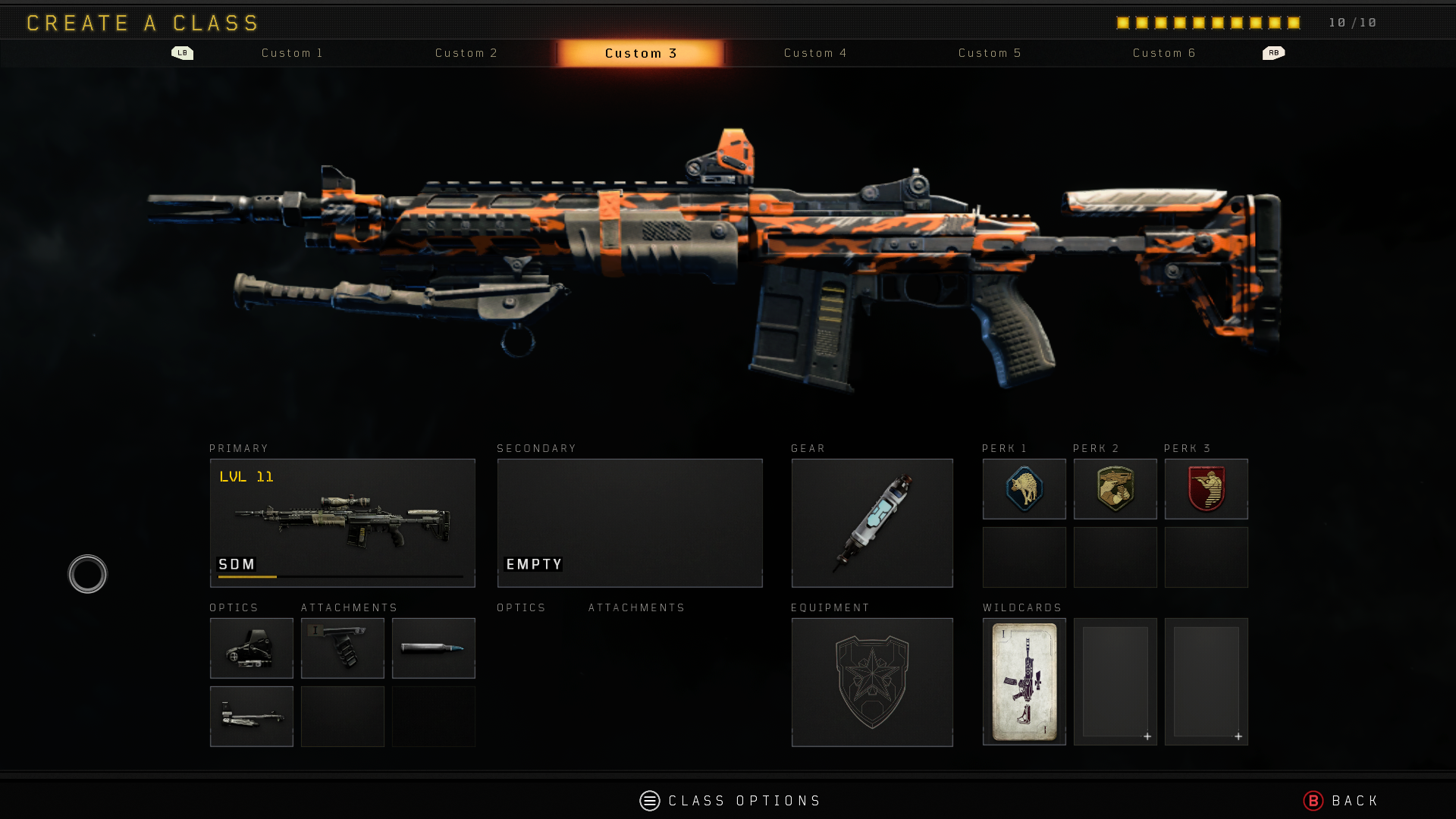 The SDM is the best tactical rifle in Black Ops 4  – The
